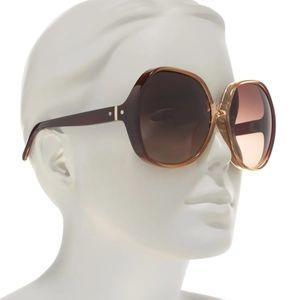 CHLOE 62MM Oversized sunglasses